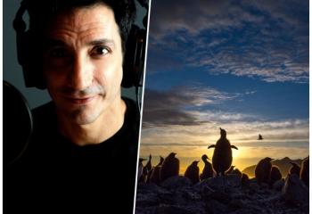 Juan Minujín narra <i>Siete mundos, un planeta</i>