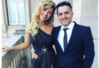 Laurita Fernández co conductora del <i>Cantando 2020</i>
