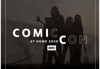 Series de AMC presentes en la Comic-Con@Home