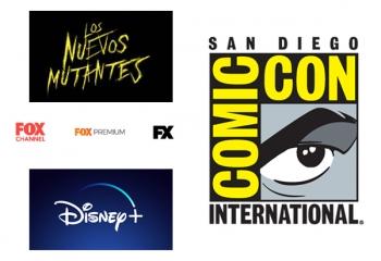 Los paneles que Disney presenta en Comic-Con San Diego