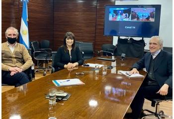 RTA S.E. firma acuerdos con México y el Perú