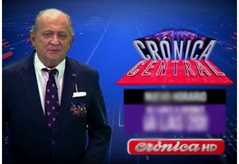 Chiche Gelblung regresa a Crónica TV