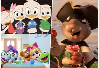 Las señales de Disney celebran el día del niño
