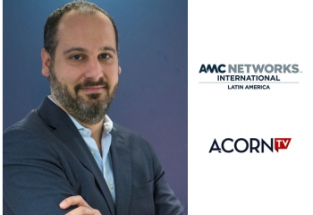 AMCNI-LA será representante comercial de Acorn TV