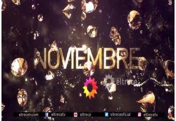 Así será noviembre en eltrece