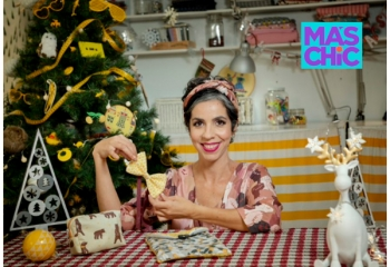 Más Chic presenta <i>Customiza tu Navidad</i>