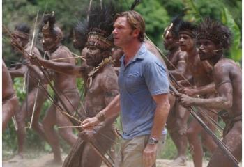 Llega la miniserie <i>La niña de la selva</i>