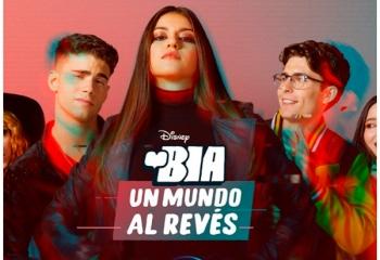 Disney+ presenta <i>Bia: Un mundo al revés</i>