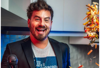 """""""Alex Caniggia es un posible ganador, es la joya de Masterchef"""""""