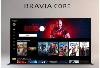 Sony lanzó su servicio de streaming