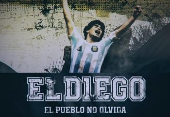 El Diego, el pueblo no olvida