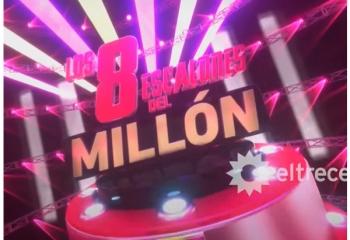 La primera semana de <i>Los 8 escalones del millón</i>