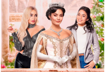 Llega la tercera entrega de <i>Intercambio de princesas</i>